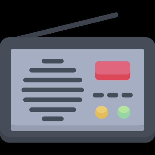 Radio (stilisiert)