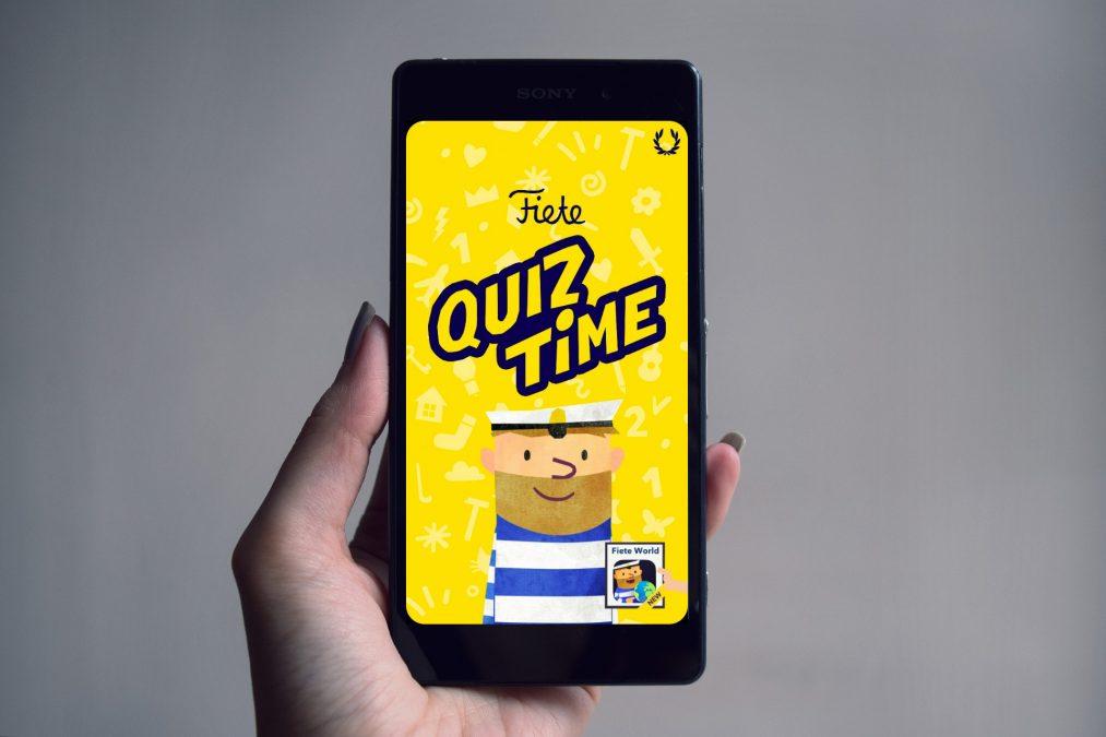 App Fiete Quiztime