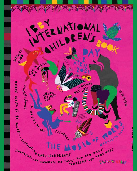 Internationaler Kinderbuchtag Vorschaubild