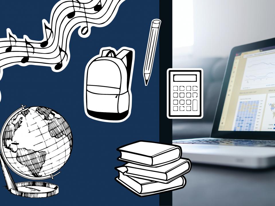 KIM Studie Themeninteressen Bildung und Kultur Vorschaubild