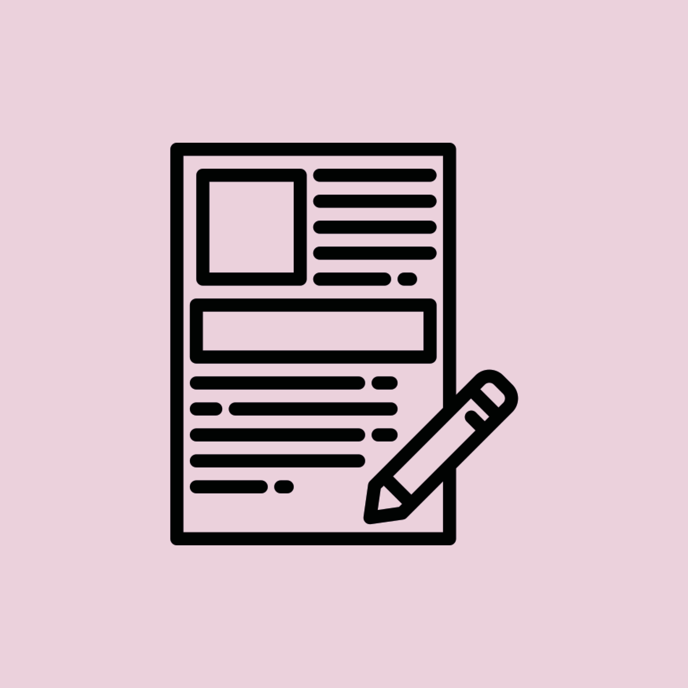 redaktion-texting Piktogramm