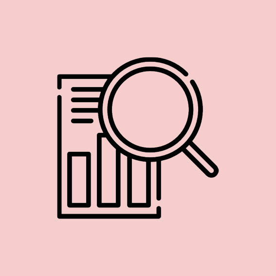Trendforschung Piktogramm